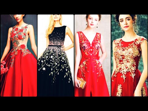 latest-embroidered-prom-dresses/formal-evening-dresses-in-red-colour/stylish-mermaid-dresses