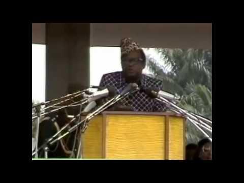 La prophétie de Mobutu Sese Seko sur les églises du réveil du Congo et le tribalisme