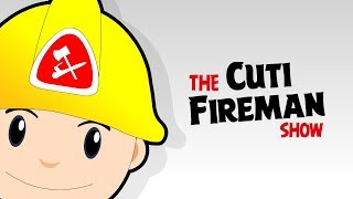 🚒🚨 20 mins The Cuti Fireman Show 🚨🚒