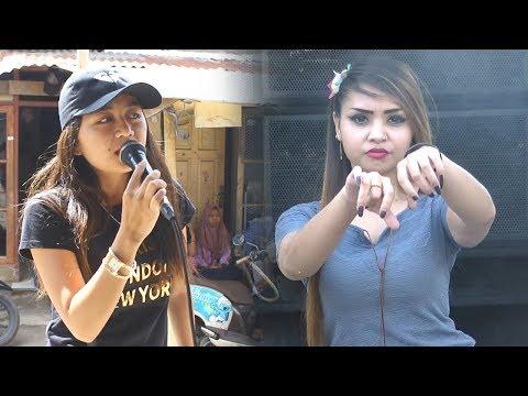 Kecimol NIRWANA LILIR & Dancer Cantik AUREL Di Iringi Lagu__Jaran Goyang, Boh Hate Gadeh, Sayang