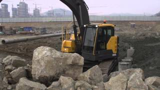 Volvo E-series crawler excavators: small but mighty