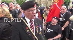 UK: Veterans march to Downing St. over 'Islamic Supremacism'