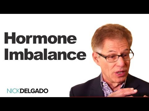 Hormone Imbalance - Estrogen Dominance and Adrenal Fatigue
