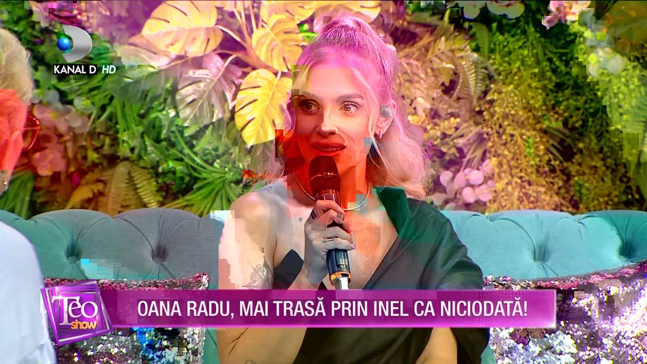 Teo Show (23.06.2021) - Oana Radu s-a reinventat! Cum jongleaza cu acordurile lautaresti!