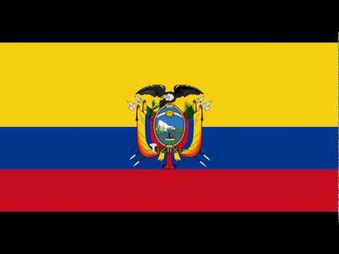 Ecuador National Anthem Vocal