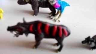 Животные кайнозойской эры