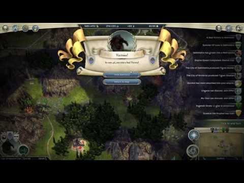 Age of Wonders III Marcus & Evgendil vs Eskild & AIXStormrage Turn 46 |
