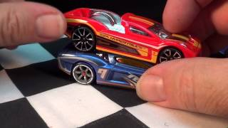 Hot Wheels Hypertruck (Reverb?) 2012 New Models