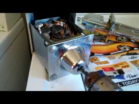 How To Break Into A Greenwald Coin Box . Coin Op Laundry Vault