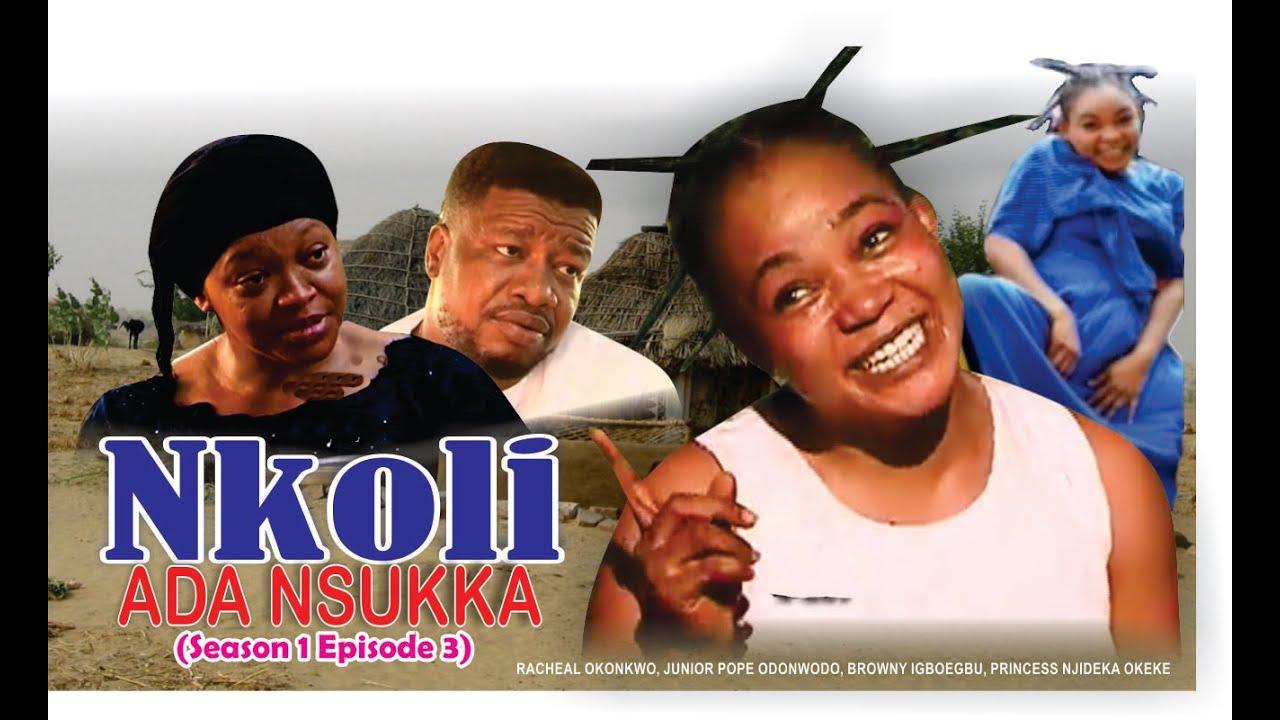 Download Nkoli Nwa Nsukka season 3  Latest Nigerian Nollywood Igbo movie