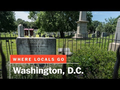 Hidden history in Washington, D.C.'s Congressional Cemetery | Where Locals Go