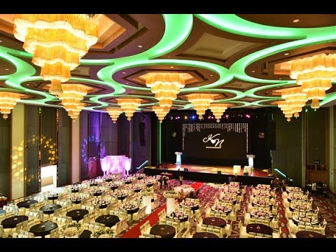 An Elegant Dinner Decoration in TSR CONFERENCE HALL by Advanced Event Management