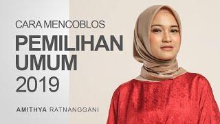 Download Video Tata Cara Mencoblos Surat Suara Pada Pemilu 2019 MP3 3GP MP4