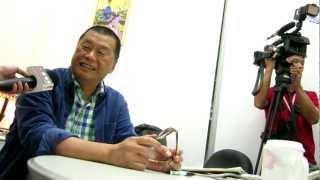 壹傳媒 黎智英 老闆 接受壹電視 訪問 2 2012 10 16