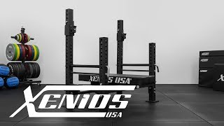 Xenios USA - Power Bench Press