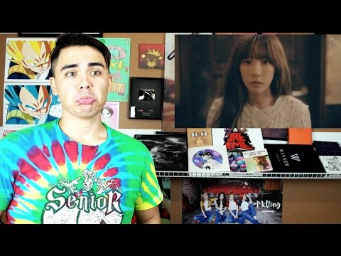 TAEYEON - 11:11 MV Reaction [I JUST WANT TO HUG HER]