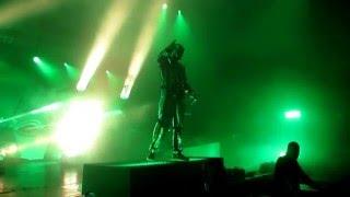 Marsimoto - Grüner Samt Live @ Leipzig, Haus Auensee 06.12.2015 HD