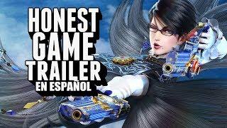 BAYONETTA (Honest Game Trailers en español)