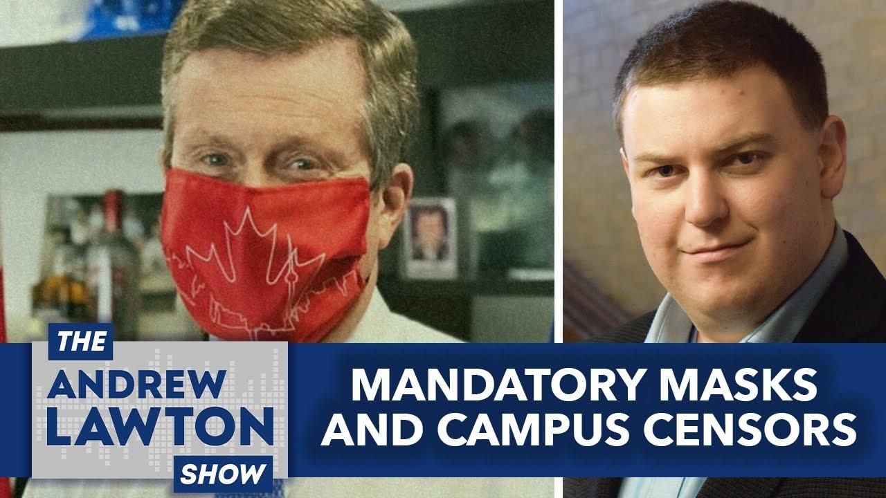 Mandatory Masks and Campus Censors