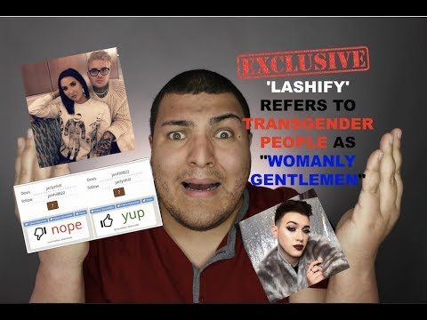 EXCLUSIVE STATEMENT: LASHIFY BLAMES MANNYMUA FOR INSTAGRAM H