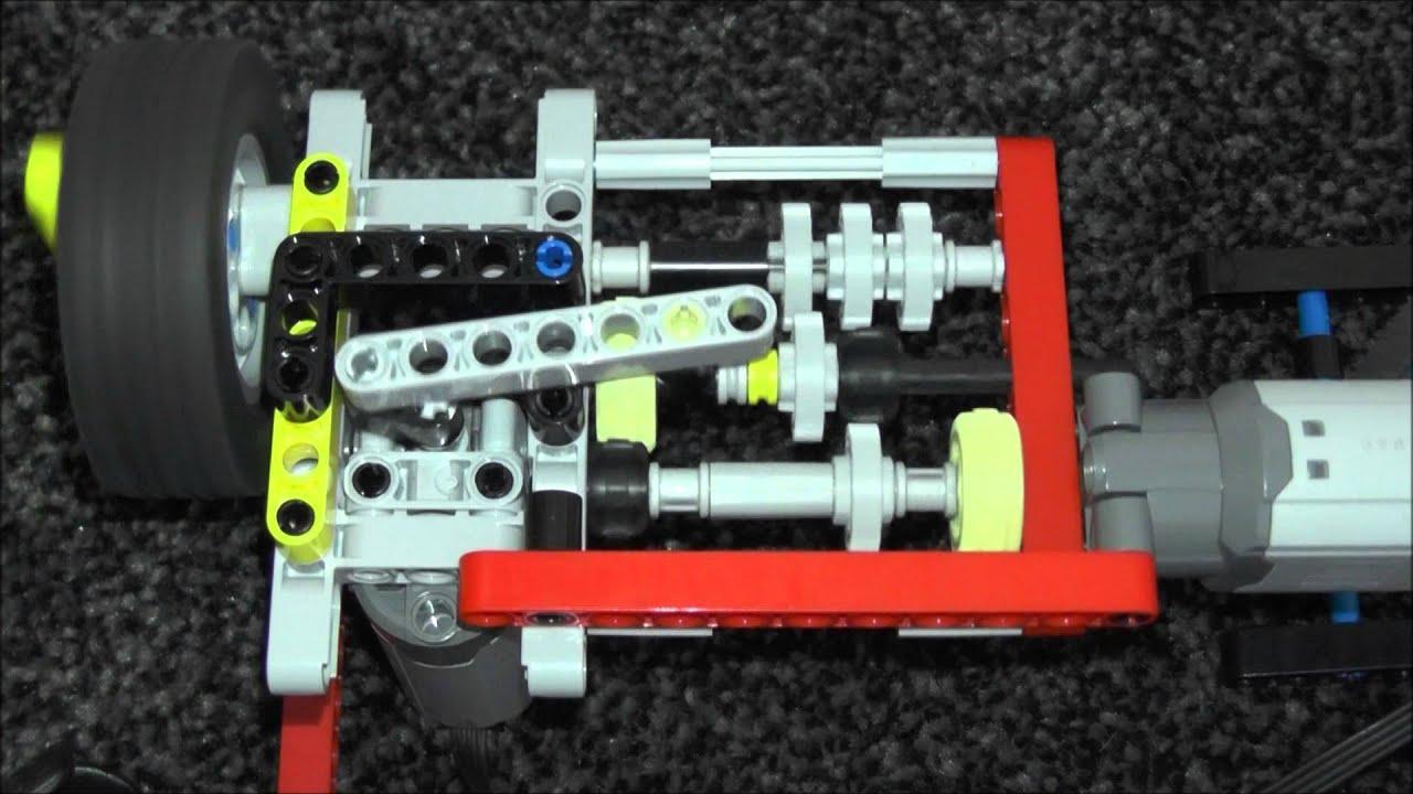 lego 3 gang rc getriebe peter pan youtube. Black Bedroom Furniture Sets. Home Design Ideas