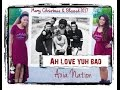 AXIA NATION- AH LOVE YUH BAD (Unity Christmas Riddim) -Gospel Soca Parang 2016