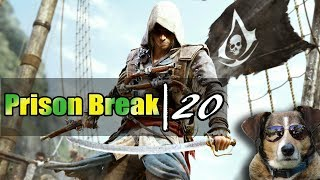 Assassin's Creed 4: Black Flag || Part 20 || Prison Break thumbnail