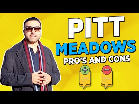 Pros & Cons Of Living In Pitt Meadows
