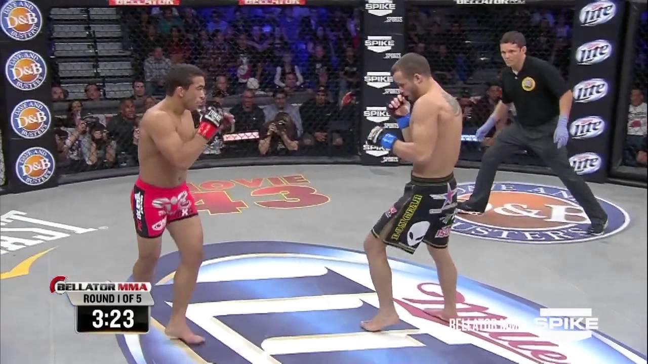 Bellator MMA: Pat Curran vs. Patricio Pitbull I