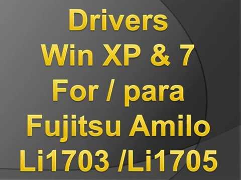 FUJITSU SIEMENS AMILO LI1705 AUDIO WINDOWS 8 DRIVER