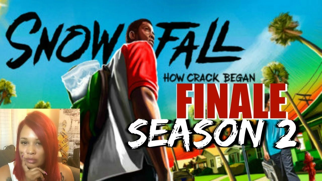 Download Snowfall FX Recap and Review  S2 E10 - FINALE  Education  Talisa Rae