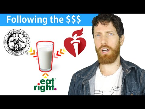 Non-Dairy Milks and Child's Development