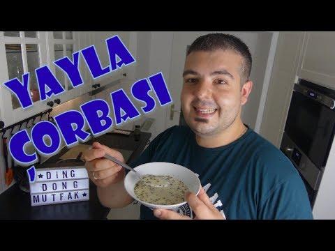 Yayla çorbası | Thermomix® TM5 | Türk mutfağı | | Ding Dong Mutfağı