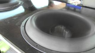 Tryin To Blow Up Ascendant Audio SMD 18s Part 2