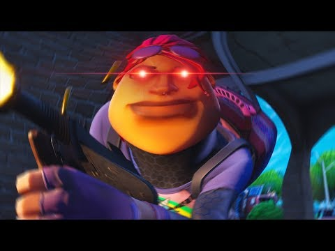the scariest player in fortnite history..