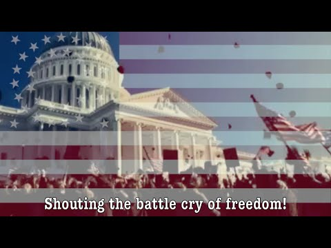 Civil War Song: Battle Cry of Freedom
