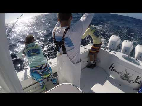 Bahamas Wahoo & Mahi Mahi Fishing Trip 2018