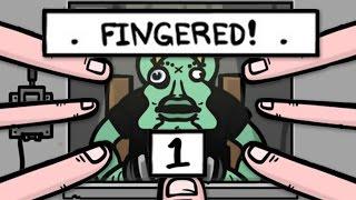 Thumbnail für Trashflash: Fingered #1 - Gameplay zum bekloppten Polizeispiel