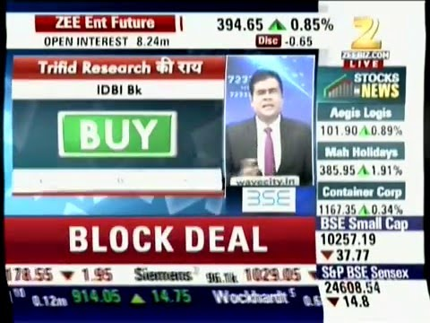 """Trifid Research Expert On ZEE BUSINESS """"Top 50 Stocks"""""""