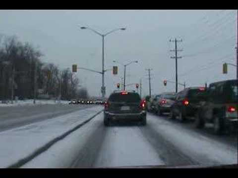 Can Ottawa Residents Drive in Winter?