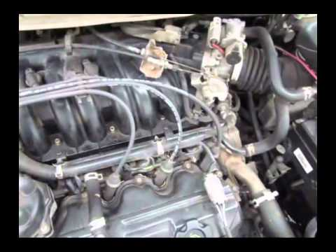 In Depth Tour Of A 2002 Mercury Villigaer Minivan 3 V 6 You Villager Problems Engine Diagram