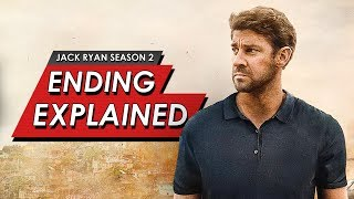 Jack Ryan: Season 2: Ending Explained Breakdown + Full Spoiler Talk Review