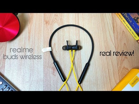 Realme Buds Wireless | Unboxing & Detailed Review In Hindi | Best Wireless Earphones Under Rs 2000?