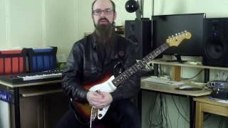 Gambar cover How To Break Out Of Guitar Scales Using Intervals [Music Theory For Guitar]