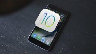 Обзор iOS 10: альтернатива Android N