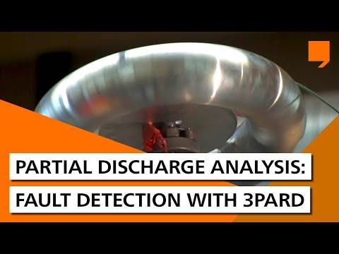 Partial Discharge Fault Recognition - 3PARD