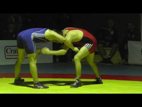 Qasim Gejazi - Oleksandr Koval 80kg F