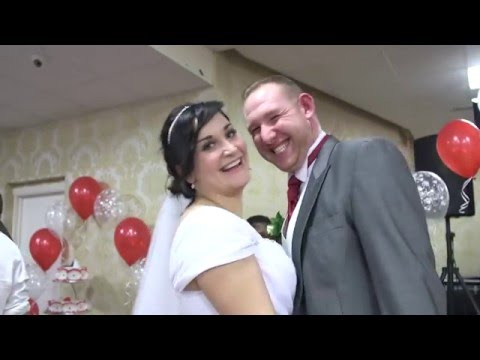 Sharlodane and Kristians Wedding Video
