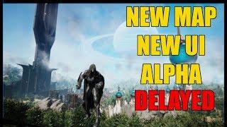 CORE - Alpha Delayed, New UI, New Map Critiques