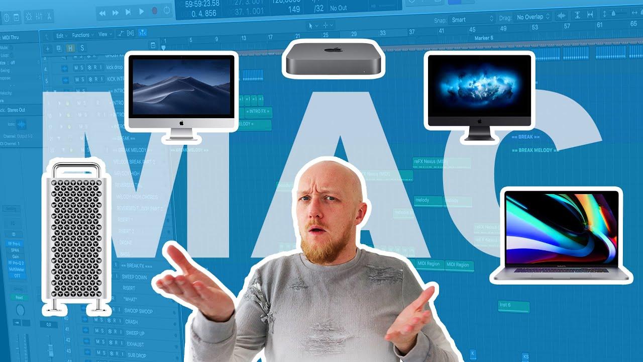 Best mac program for music production